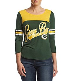G III NFL® Green Bay Packers Women's Touchdown Shirt