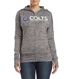 G III NFL® Indianapolis Colts Women's Reciever Full Zip Sweater