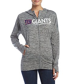 G III NFL® New York Giants Women's Full Zip Sweater