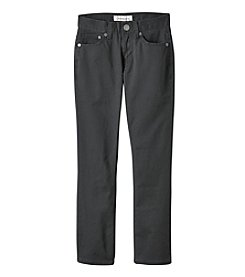 Calvin Klein Boys' 8-20 Pigment Dye Stretch Pants