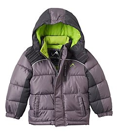 Vertical '9 Boys' 4-7 Puffer Jacket