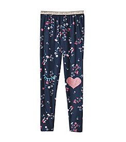 Jessica Simpson Girls' 7-16 Surry Floral Leggings