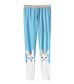 Jessica Simpson Girls' 7-16 Surry Llama Leggings