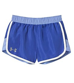 Under Armour® Girls' 4-6X Fast Lane Shorts