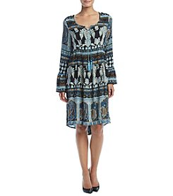 Oneworld® Patterned Dress
