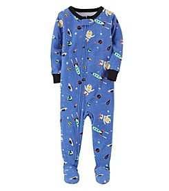 Carter's Baby Boys' 12M-4T One Piece Space Snug Fit Cotton Pajamas