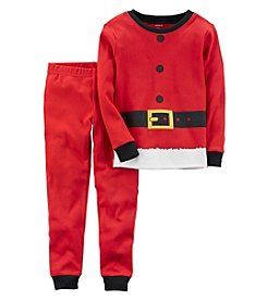 Carter's Boys' 12M-12 2 Piece Christmas Snug Fit Cotton Pajamas