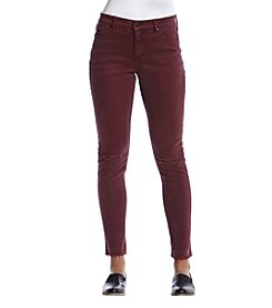 Nine West® Gramercy Long Released Hem Skinny Jeans