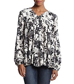 Chelsea & Theodore® Printed Bell Top
