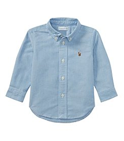 Ralph Lauren® Baby Boys' 9M-24M Buttondown Shirt