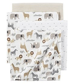 Carter's 4-Pack Receiving Blanket