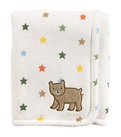 Carter's Baby Bear Plush Blanket