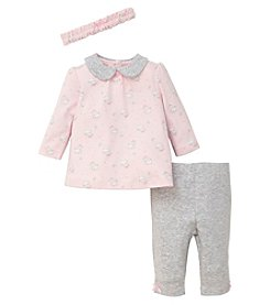 Little Me® Baby Girls' Doggy Tunic and Pants Set