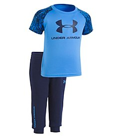 Under Armour® Baby Boys' Digital City Core Jogger Set