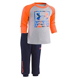 Under Armour® Baby Boys' Hybrid Sweatshirt and Jogger Set