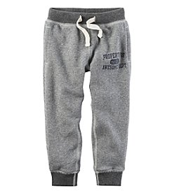Carter's Boys' 2T-8 Knit Jogger Pants