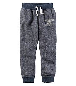 Carter's Boys' 2T-4 Knit Jogger Pants