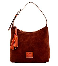 Dooney & Bourke® Suede Paige Sac