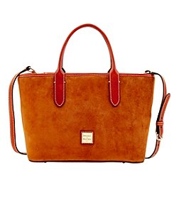 Dooney & Bourke® Suede Brielle Tote