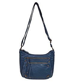 GAL Vintage Mini Multi Pocket Crossbody