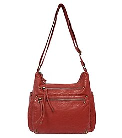 GAL Vintage Multi Pocket Crossbody