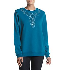 Breckenridge Embellished Top