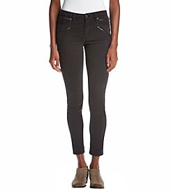 Kenneth Cole New York® Moto Skinny Jeans