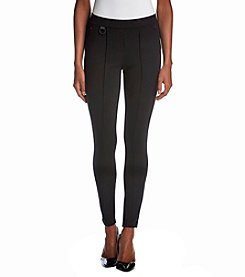 Kenneth Cole New York Classic Seamed Leggings