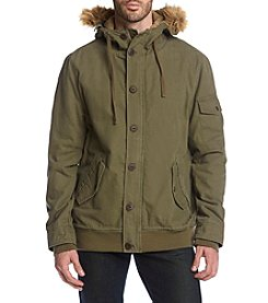 Weatherproof Vintage Men's Fur Hooded Parka