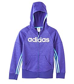 adidas Girls' 8-16 Go The Distance Jacket