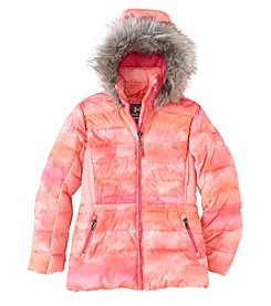 Hawke & Co. Girls' 4-16 Quilted Puffer Jacket