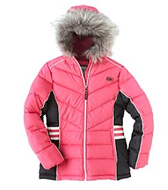 Hawke & Co. Girls' 4-16 Puffer Jacket