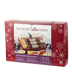 Hickory Farms Hickory Sausage and Cheese Collection Gift Box