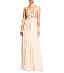 Adrianna Papell® Beaded Bodice Dress