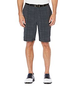 PGA TOUR Men's Active Waist Flat Front Shorts