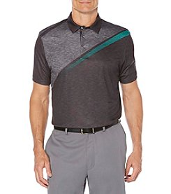 PGA TOUR® Short Sleeve Blocked Polo