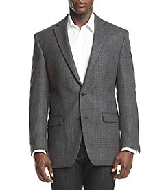 Lauren Ralph Lauren Men's Big & Tall Houndstooth Sport Coat