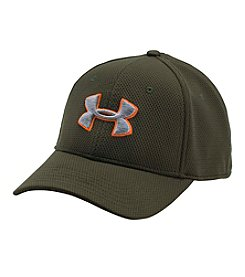 Under Armour® Men's Blitzing Stretch Fit Cap