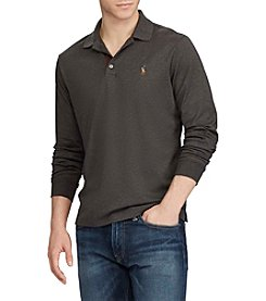 Polo Ralph Lauren® Men's Big & Tall Long Sleeve Classic Fit Polo Shirt