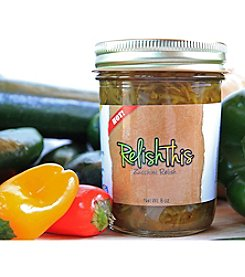 RelishThis 8-oz. Hot Zucchini Relish Jar