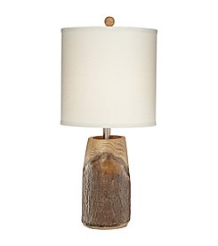 Pacific Coast Lighting Scarlet Oak Table Lamp
