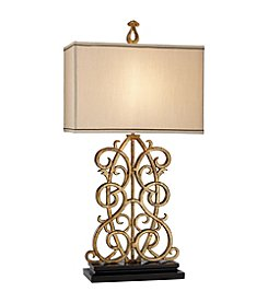 Pacific Coast Lighting Jardin Gate Table Lamp