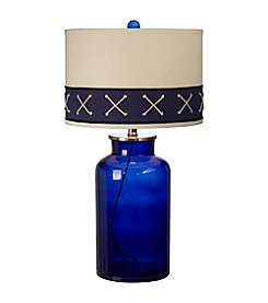 Kathy Ireland Sail Ahoy Table Lamp