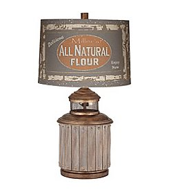 Pacific Coast Lighting Old Mill Table Lamp