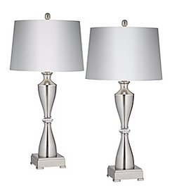 Pacific Coast Lighting Set of 2 Brancus Table Lamps