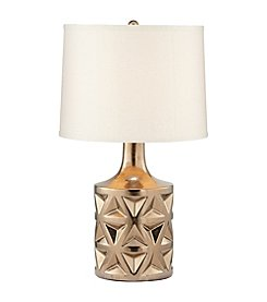 Kathy Ireland Starburst Table Lamp
