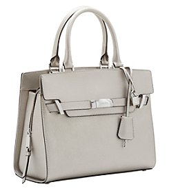 Calvin Klein Brooke Medium Leather Tote