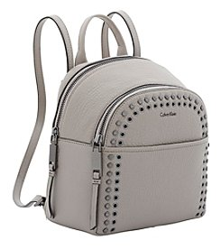 Calvin Klein Samira Leather Backpack