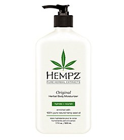 Hempz Original Herbal Body Moisturizer, 17 oz.