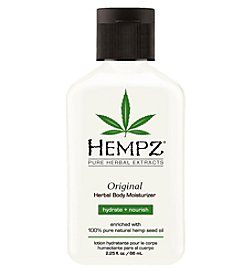 Hempz Original Herbal Body Moisturizer, 2.25 oz.